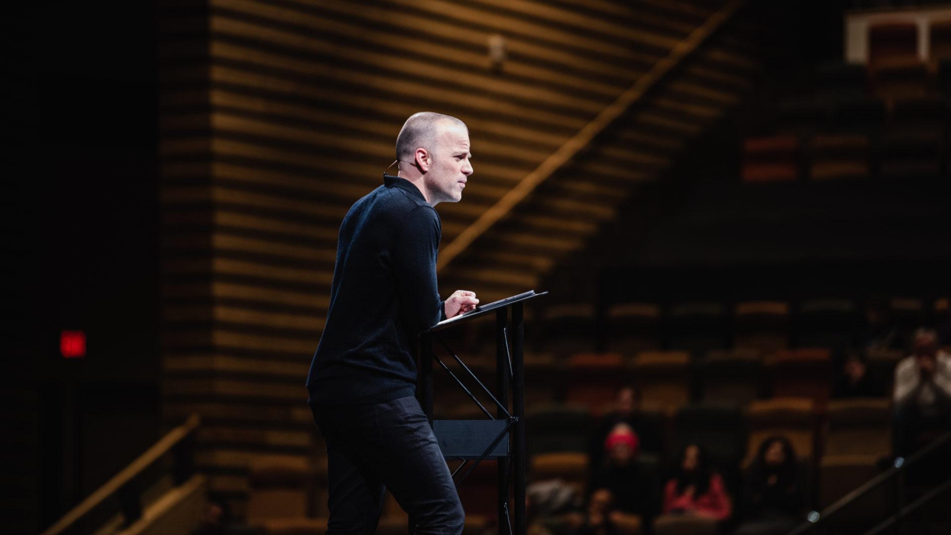 Love Precedes Life Change: Sermon Guide Hero Image
