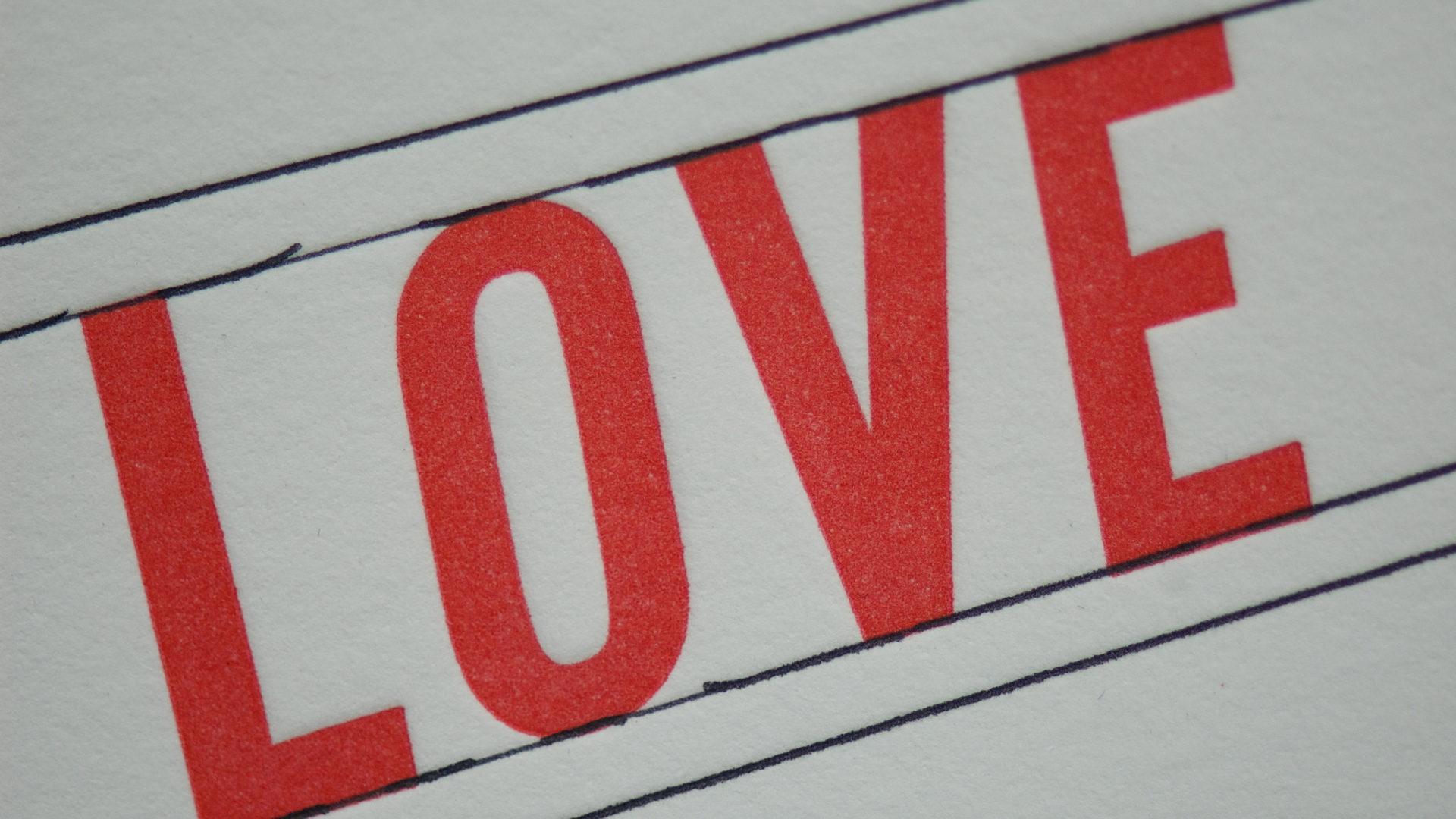 God's Faithful Love Endures Forever Hero Image