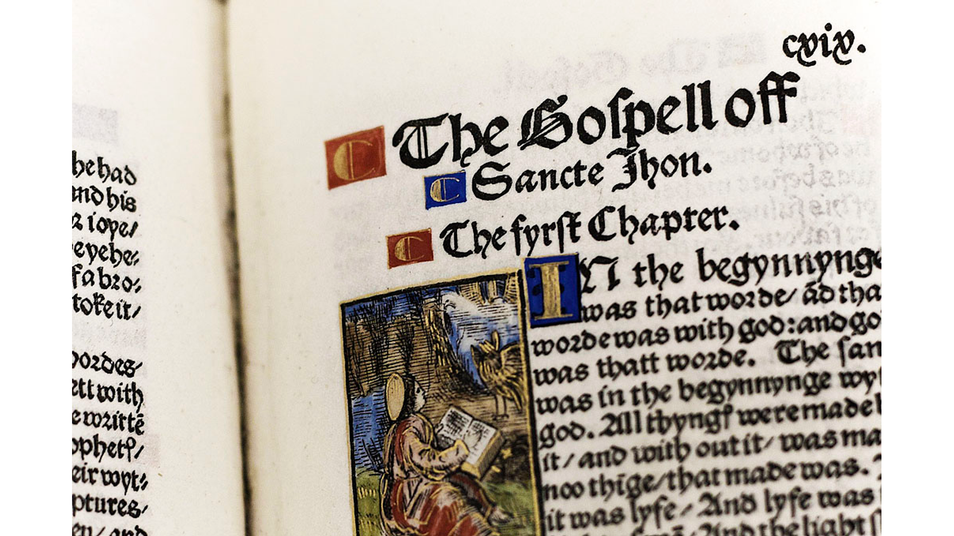 Hero Sunday: William Tyndale & His Passion for God's Word Hero Image