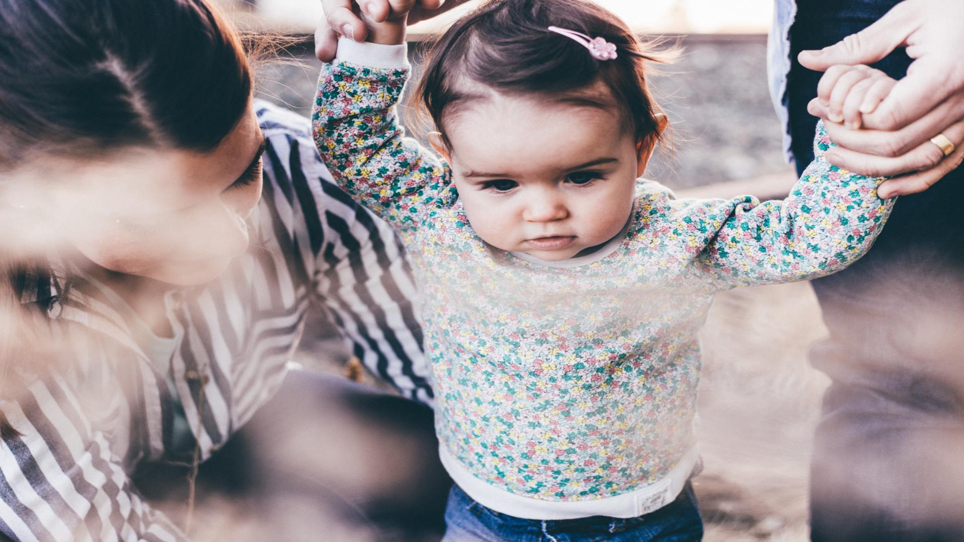 Baby Girl & Jack-Jack Hero Image