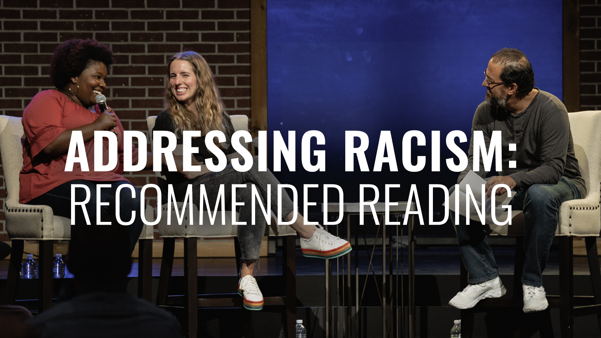 Addressing Racism: Book Recommendations Hero Image