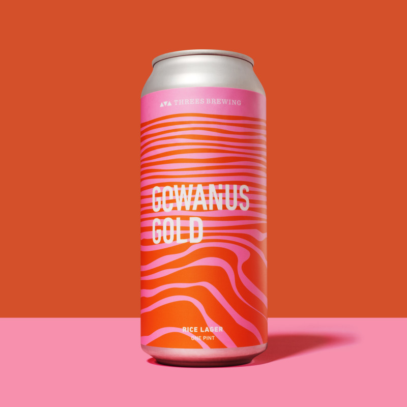 Gowanus Gold Rice Lager