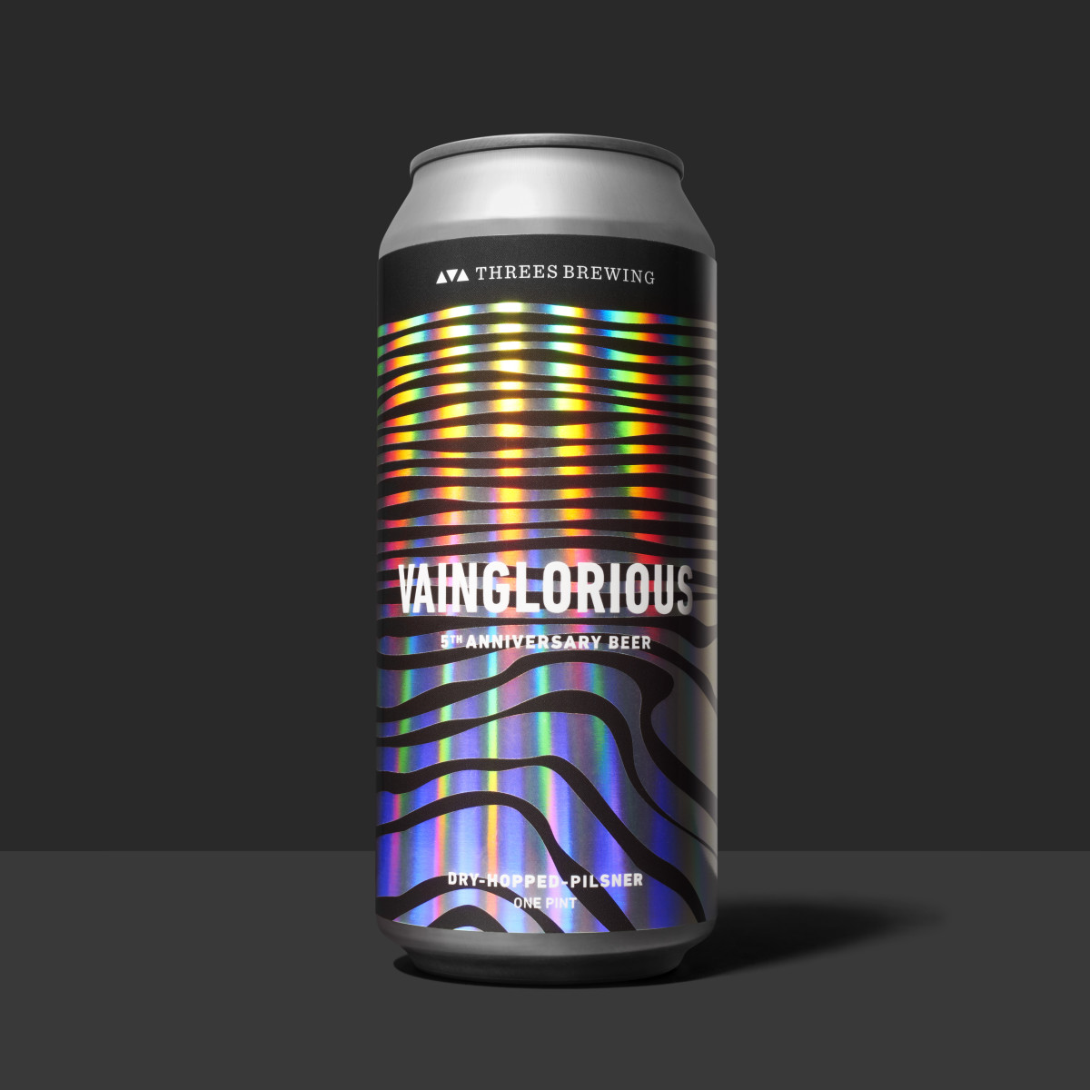 Threes Brewing Vainglorious - Dry Hopped Pilsner