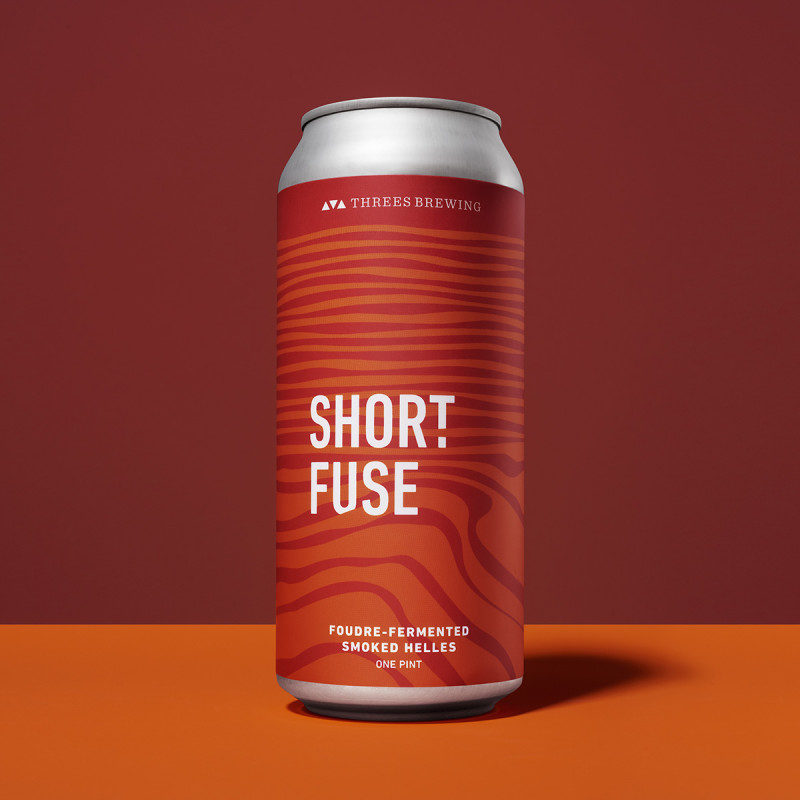 Short Fuse Foudre Fermented Smoked Helles