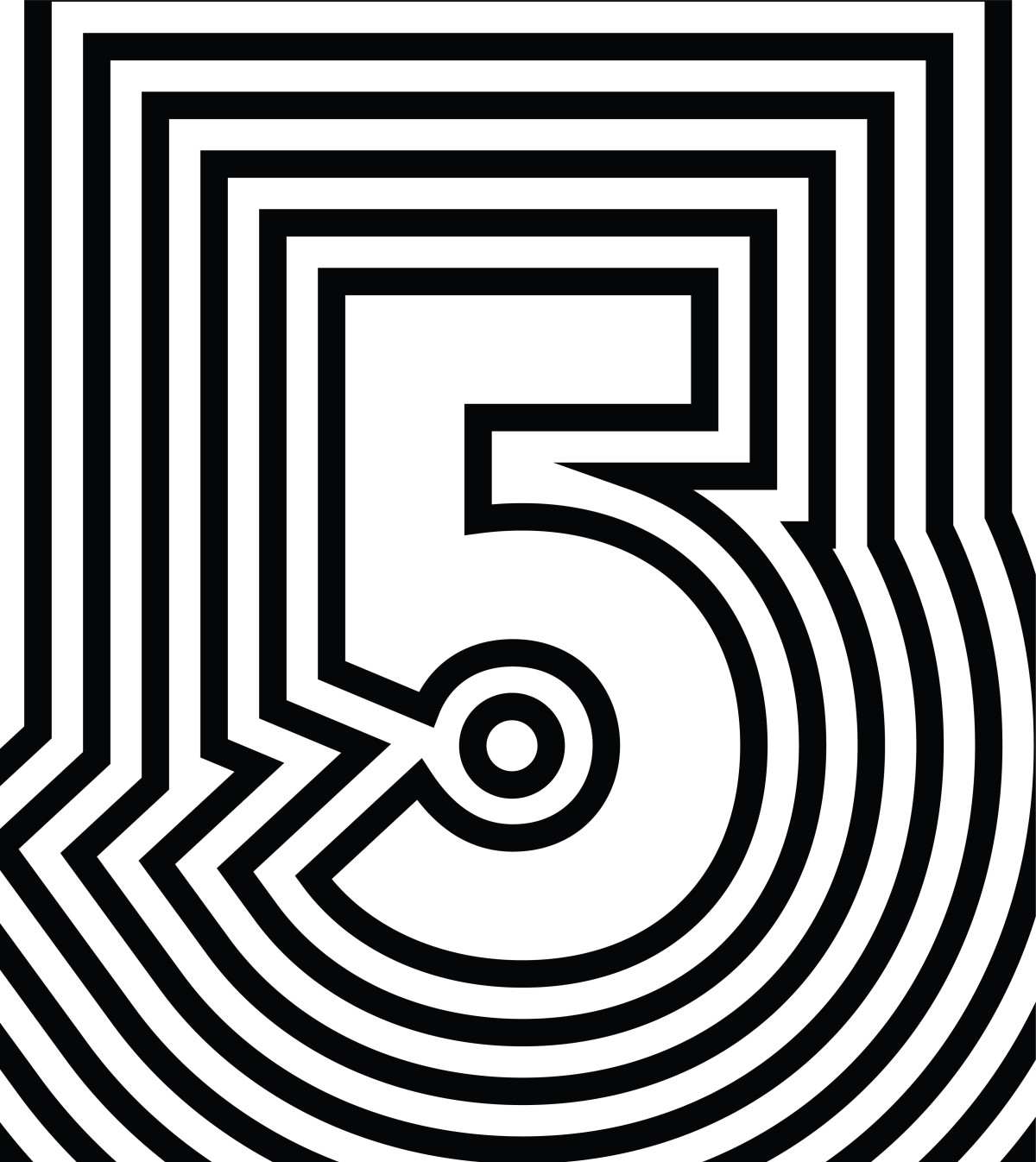 Threes Turns Five