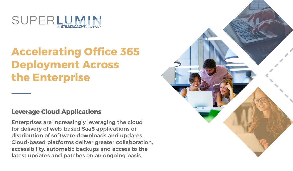 Accelerating Office 365 Delivery