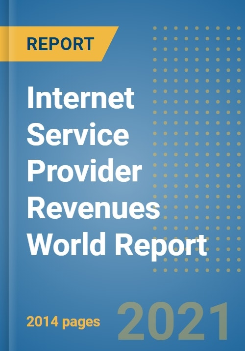 internet service provider revenues world report and database