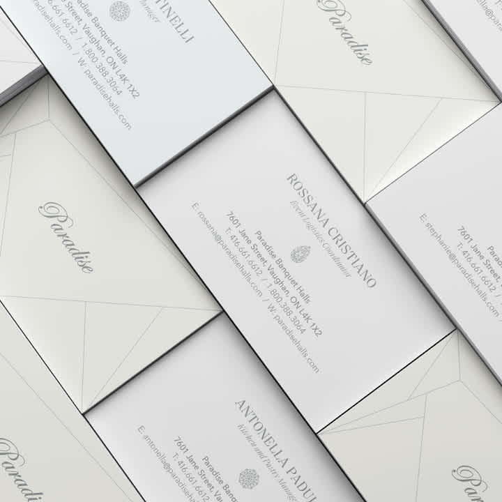 3. Business Cards