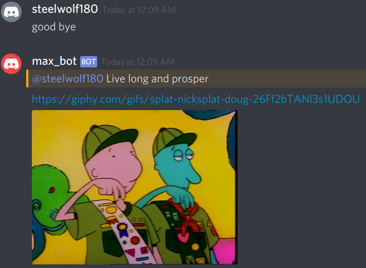 World Time Discord Bot