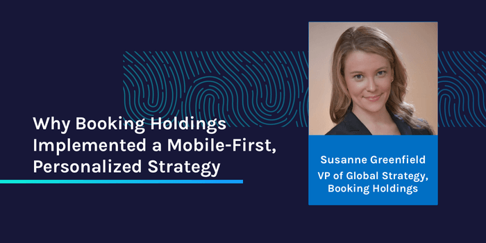Booking Holdings Mobile First  Strategy