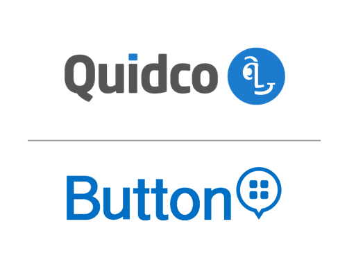 Quidco and Button Logos