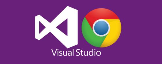 Disabling built-in chrome in Visual Studio 2017 / 2019 from