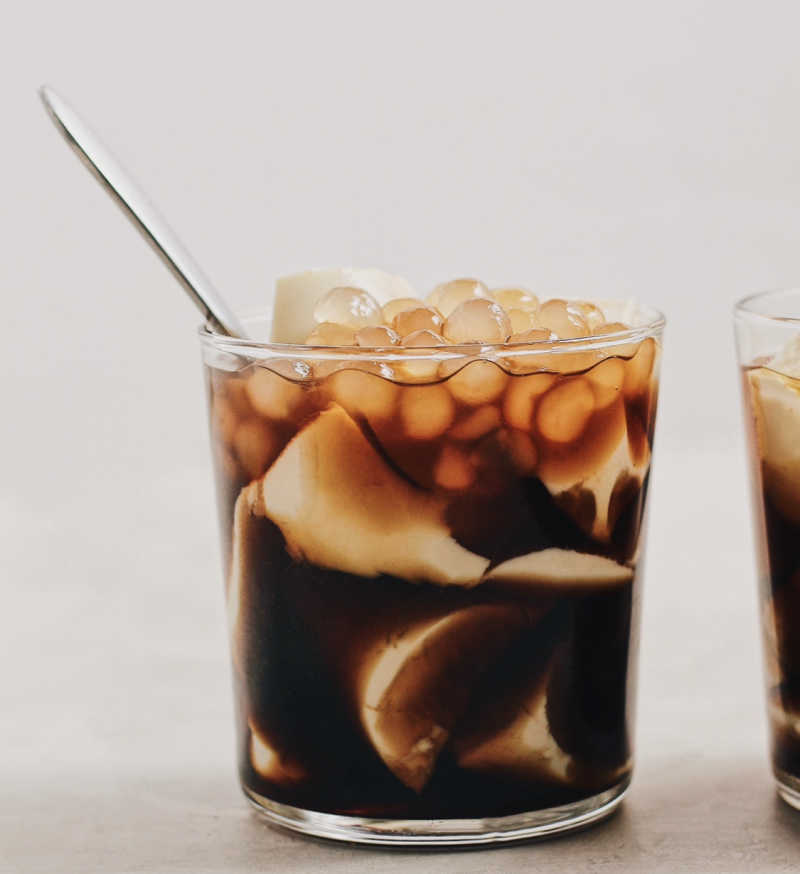 Taho: Filipino Silken Tofu with Sago