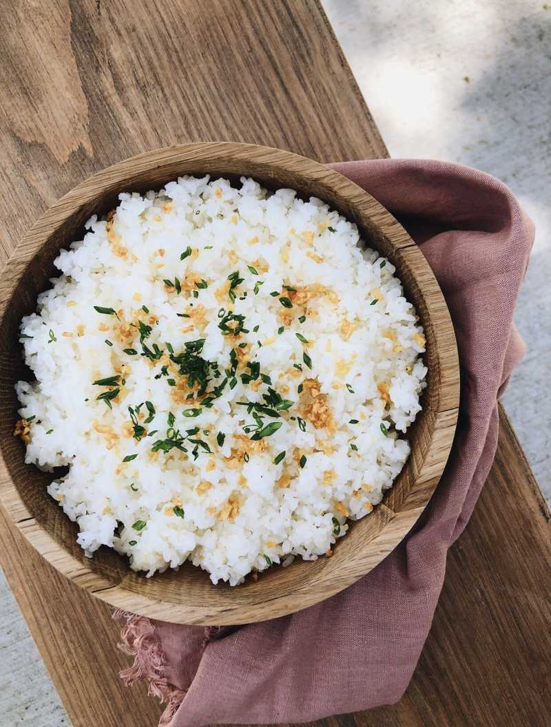 Sinangag-Filipino Garlic Rice