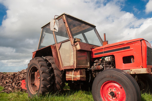 Does my farm policy include farm vehicles insurance?
