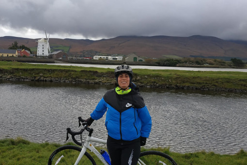 AXA Community Bike Rides Leader - Isabel Jordan