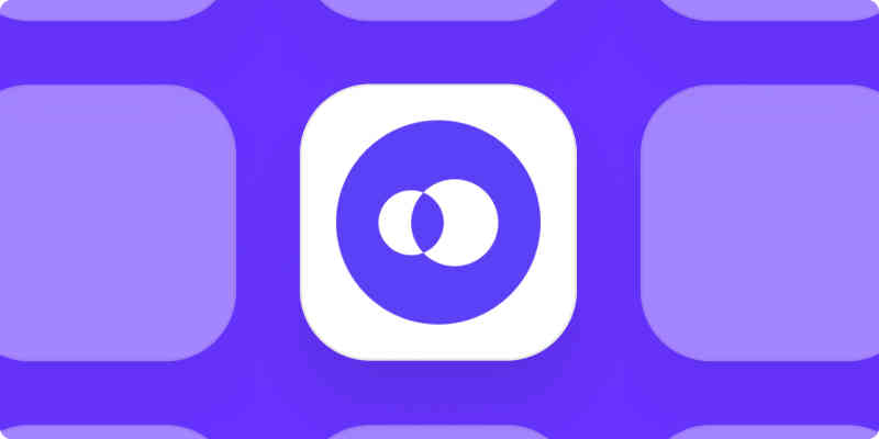 Openphone app logo on a purple background.