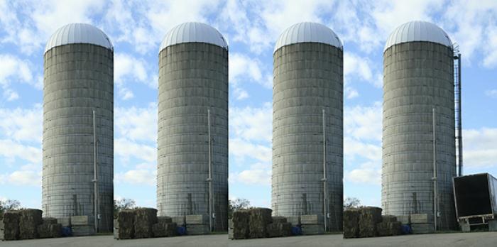 Image of silos