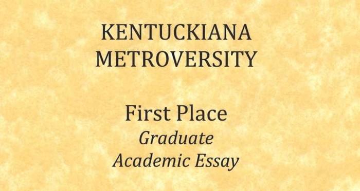 research writing award