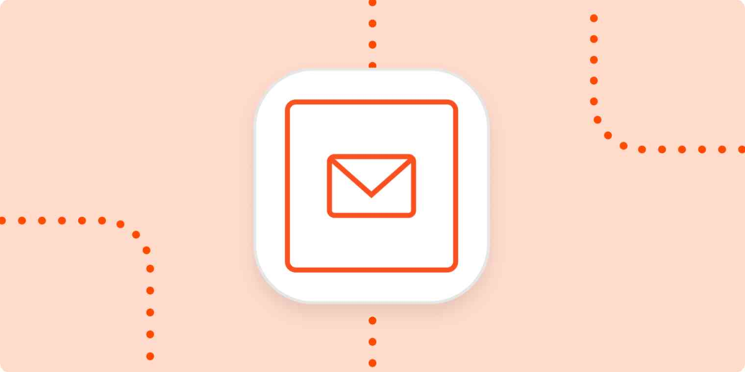 The logo for Email by Zapier