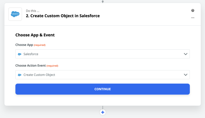 Automating Salesforce with Zapier