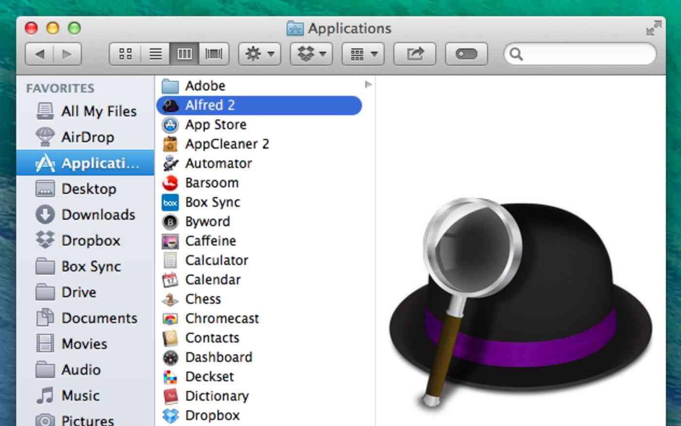 scroll through native apps