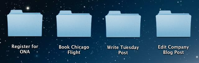 desktop files