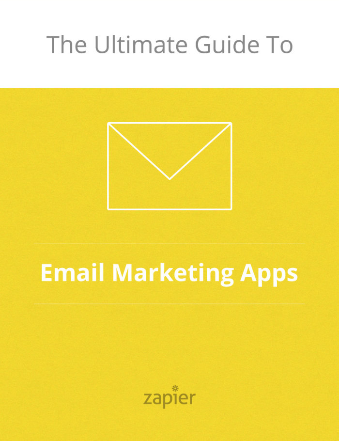 The Ultimate Guide to Email Marketing Apps