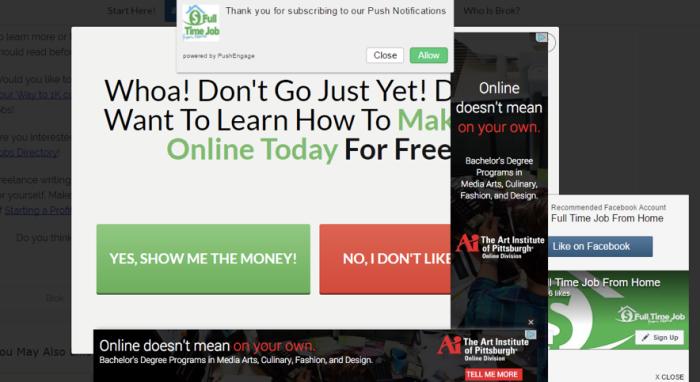 bloquear anuncios en Chrome