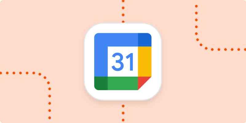 The Google Calendar logo