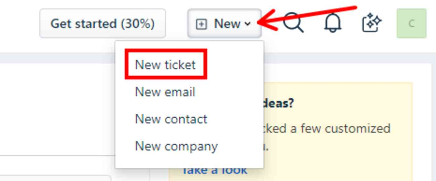 How to create Freshdesk support tickets