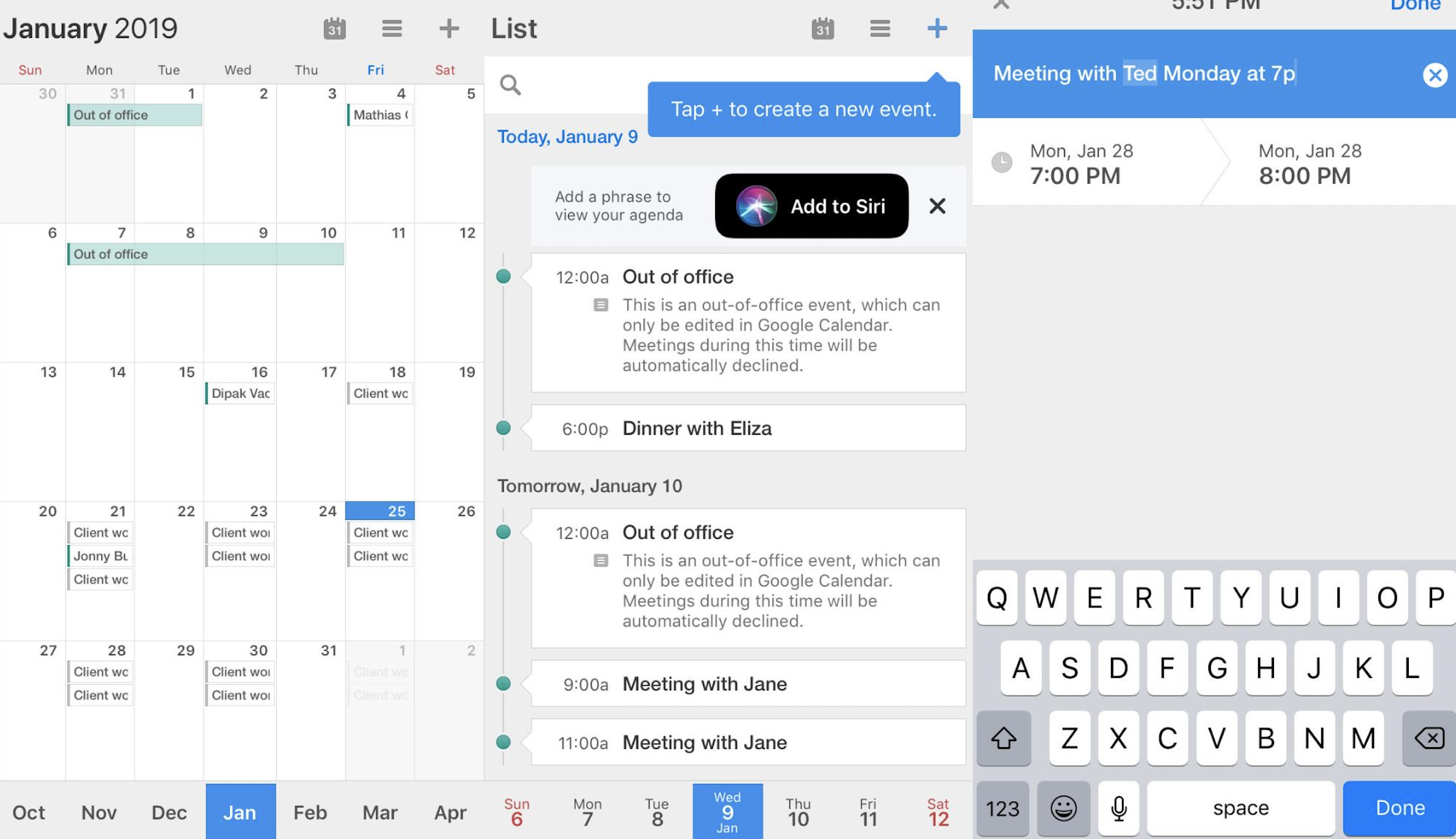 The 12 Best Calendar Apps For Iphone Zapier