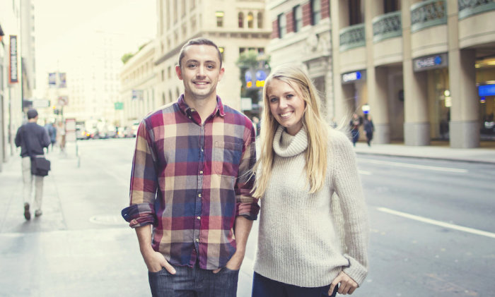 Mistobox cofounders Sam and Connor