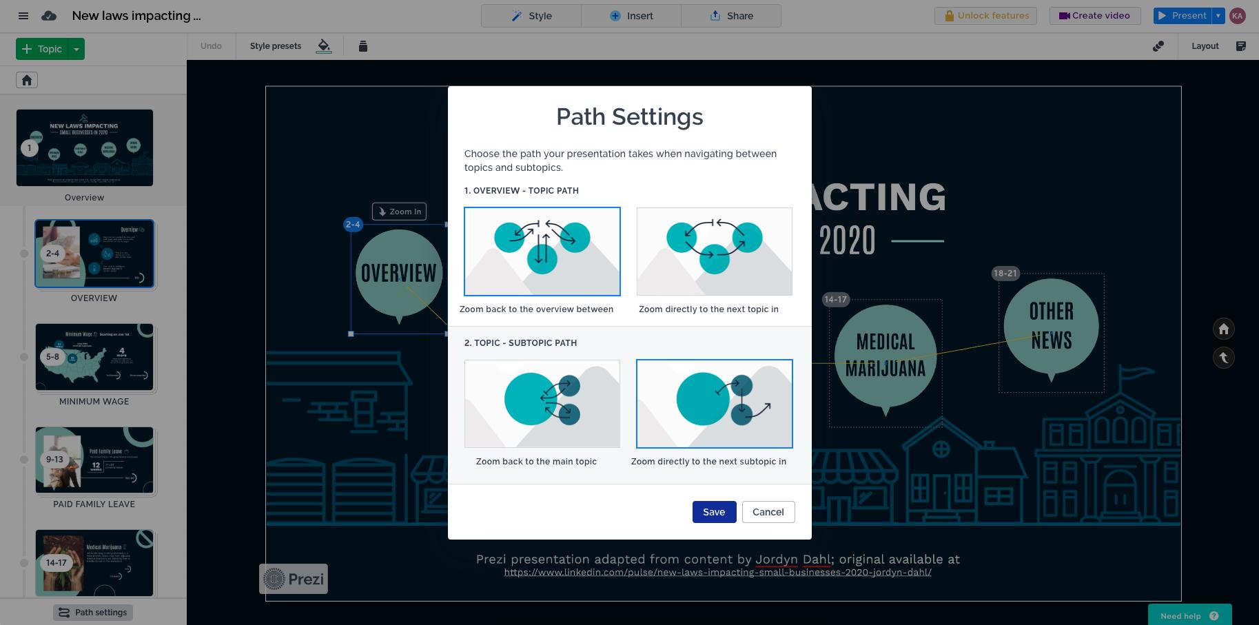 Web presentation tool newspaper business plan template