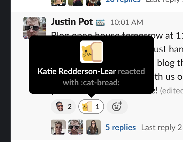 A catbread emoji