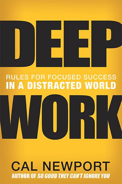 Deep Work book