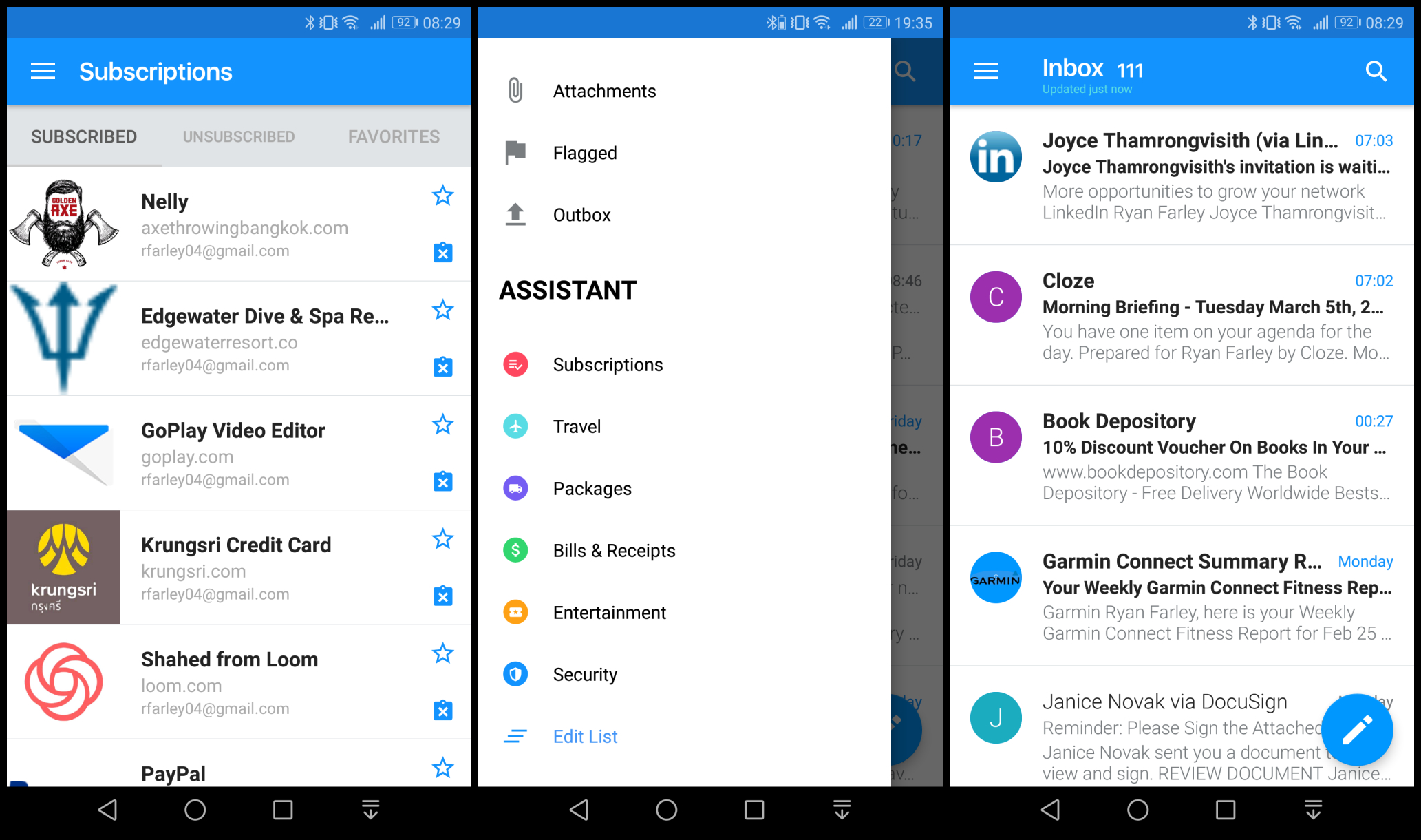 The 8 Best Email Apps For Android Zapier