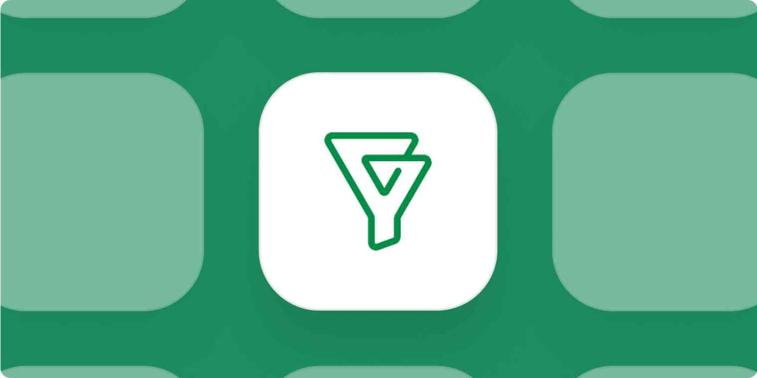 Bigin by Zoho CRM app logo on green background