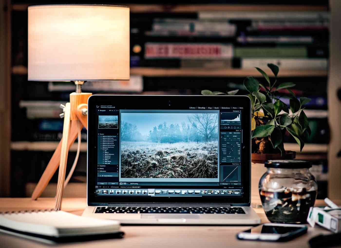 ideal workspace