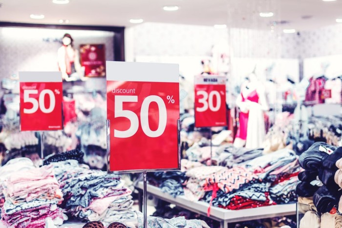 Promotions are a good way to highlight your products to customers