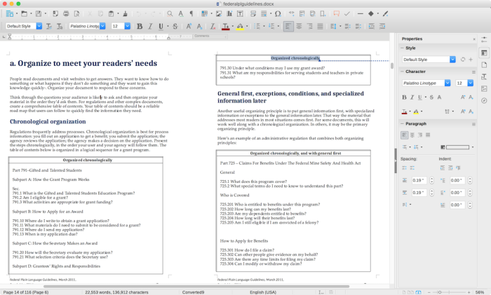 LibreOffice for Mac