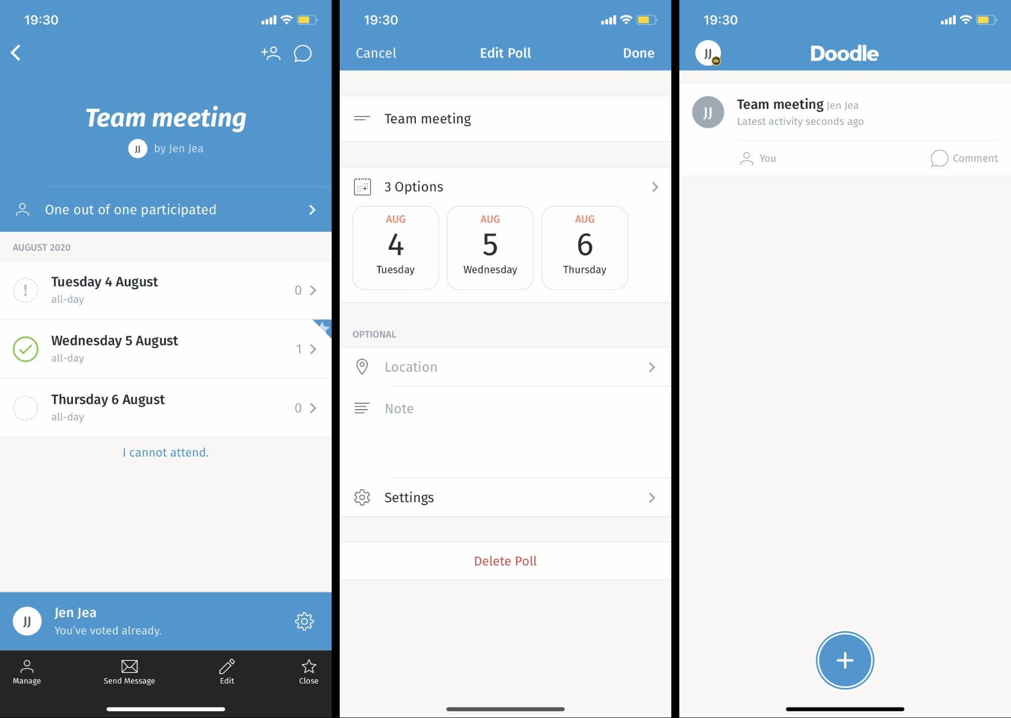 The 8 Best Meeting Scheduler Apps In 2020 Zapier