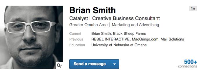 Brian Smith LinkedIn
