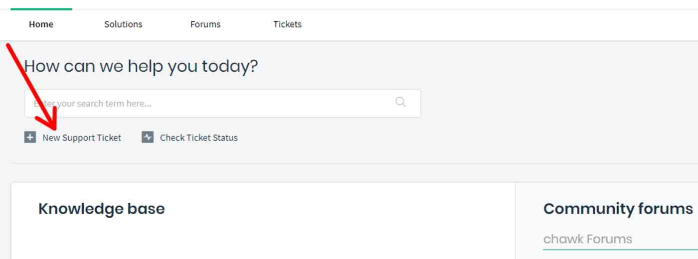 How to create new support tickets in Freshdesk