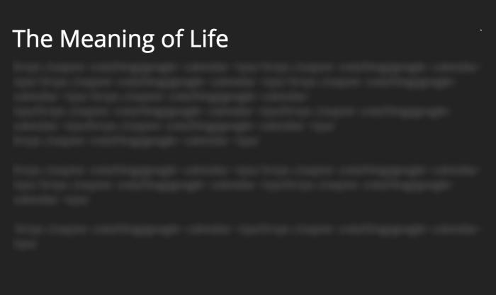 BlindWrite screenshot