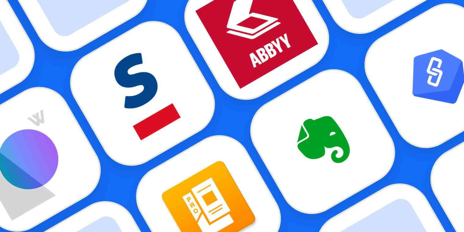 The 5 best business card scanner apps of 5  Zapier