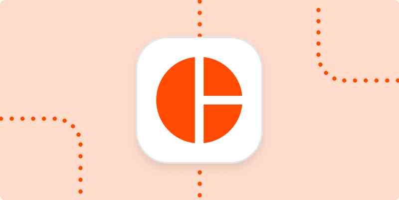 A pie graph icon