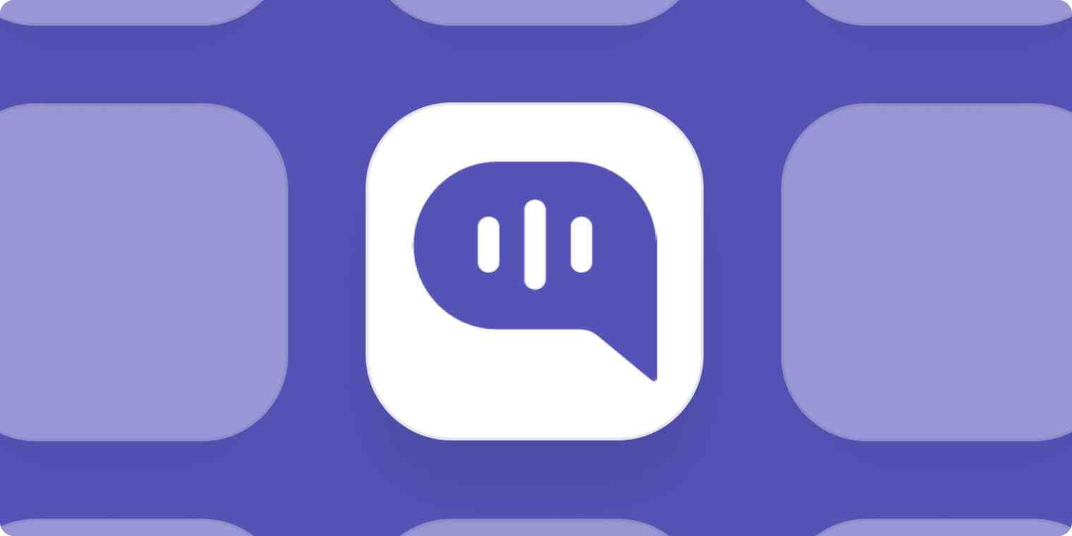 Kommunicate app logo on a purple background