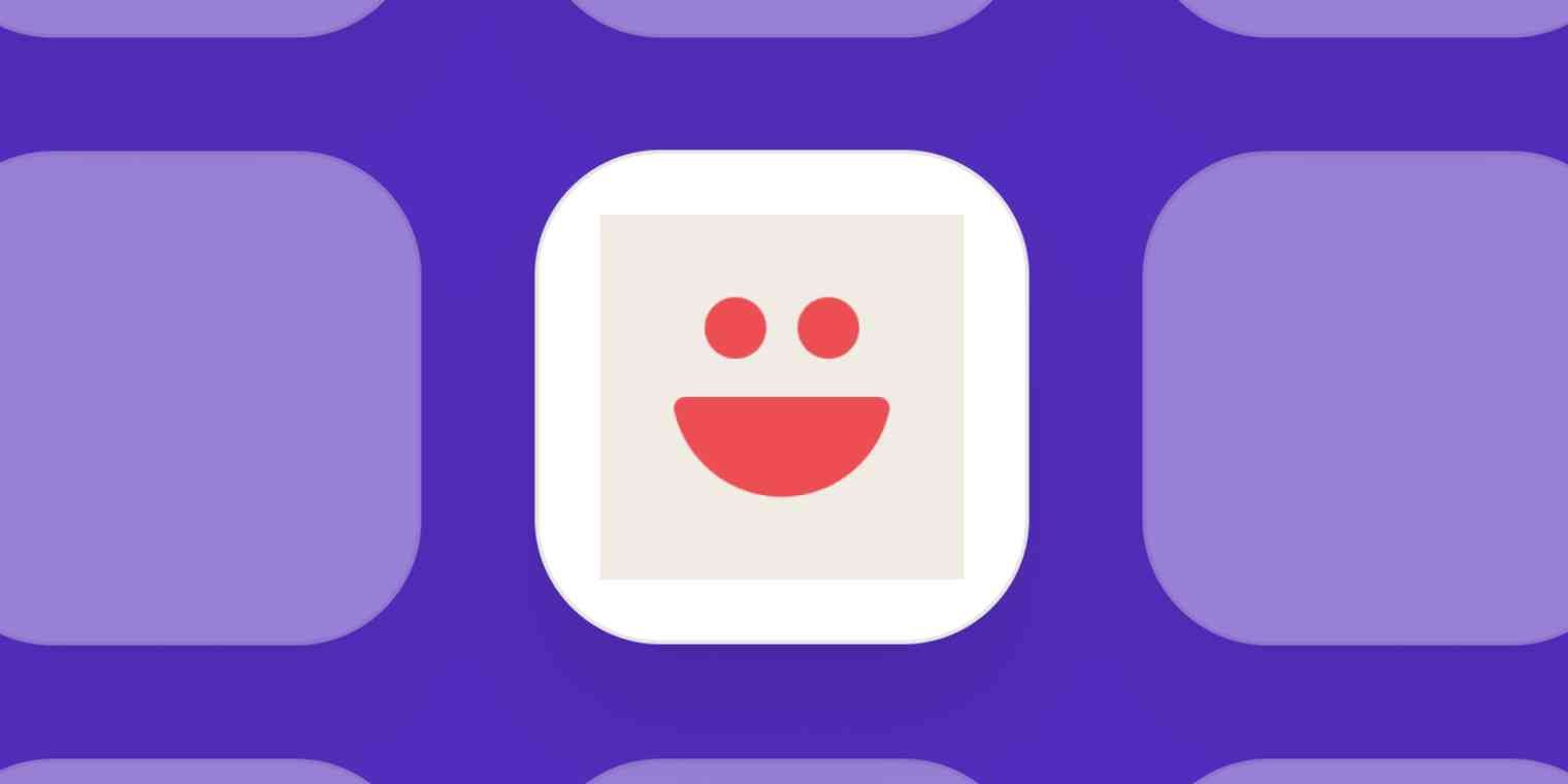 VideoAsk app icon on a purple background.