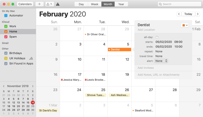 Best iPad Calendar App - ObizTools